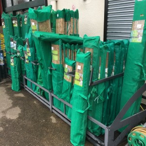 Waites cash and carry great products great prices for The range garden screening