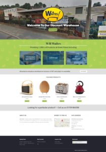 Waites Cash and Carry | New Website