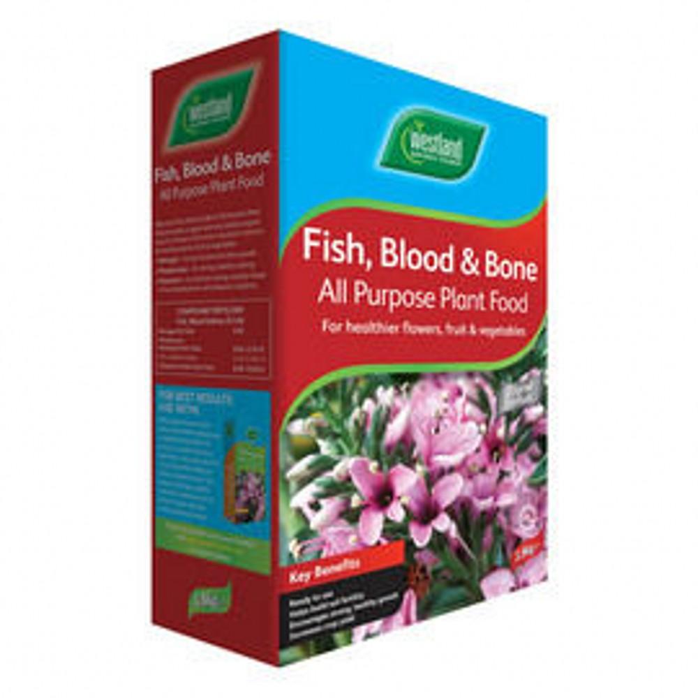 FISH  BLOOD & BONE 10KG