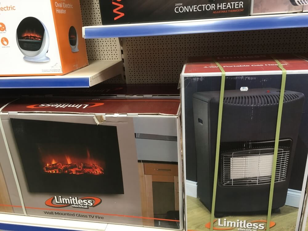 heating and small appliance 2